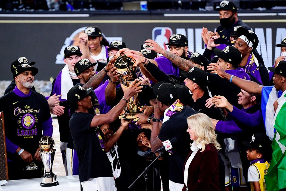 What Happens now for the Los Angeles Lakers