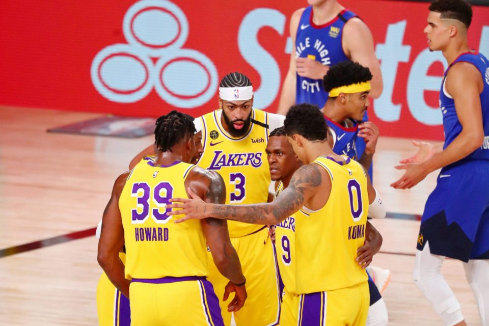 Will the Los Angeles Lakers benefit from a shorten offseason?
