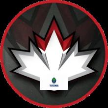 Vancouver Titans Team Canada