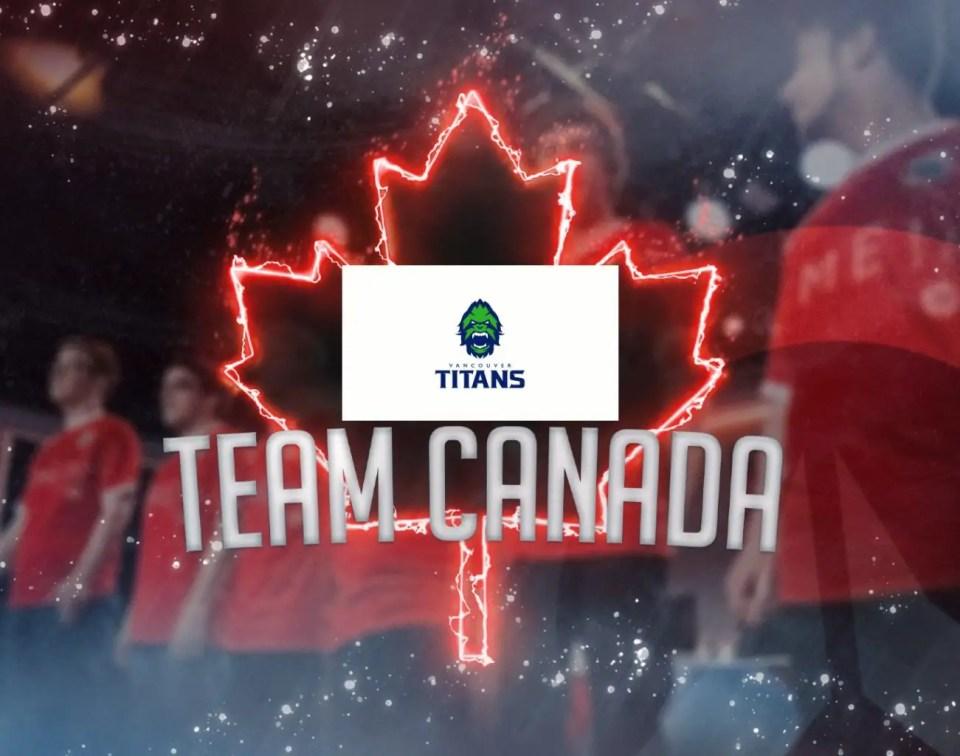 Canadian Super Team Titans