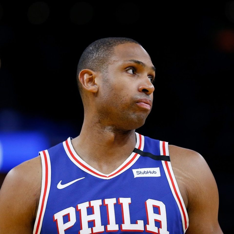 Philadelphia 76ers Trade Al Horford to Oklahoma City Thunder for Danny Green and Draft Picks