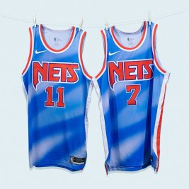 The Top 5 New NBA Jerseys