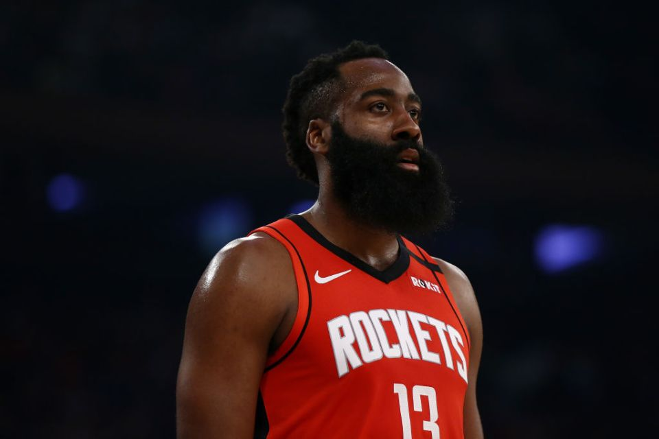 James Harden Misses the First Day of Training Camp