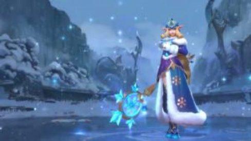Winter Wonder Soraka