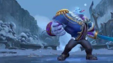 Frozen Prince Mundo