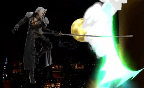 Sephiroth Super Smash Brothers