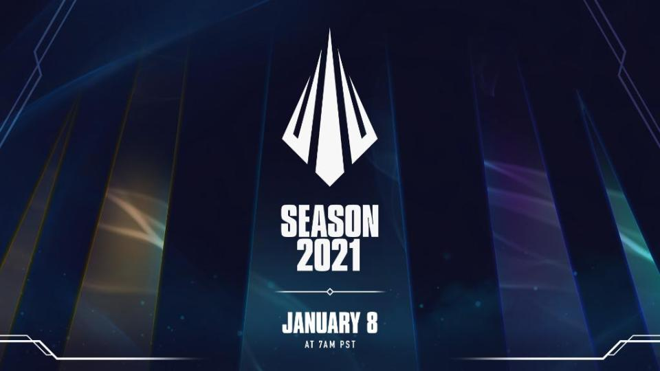 League of Legends Season 2021 Livestream