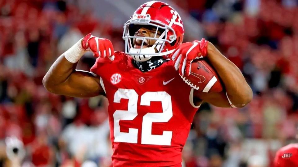 2021 NFL Draft Running Back Rankings