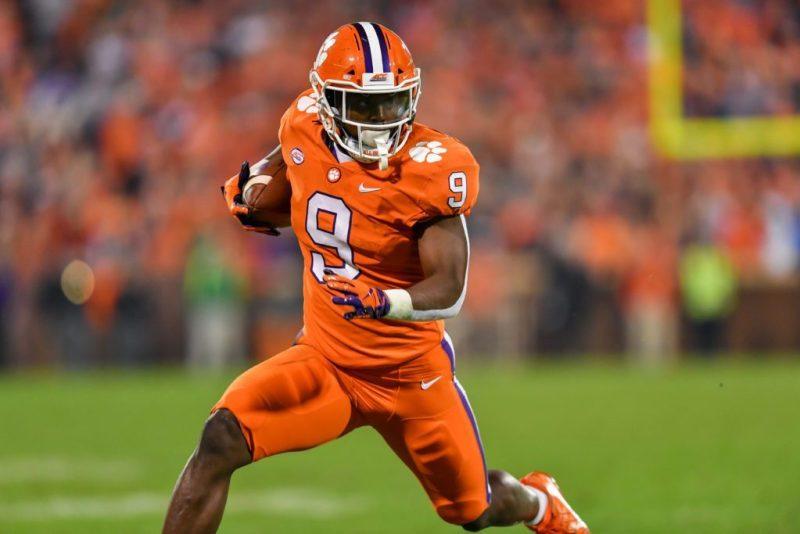 Travis Etienne 2021 NFL Draft Profile