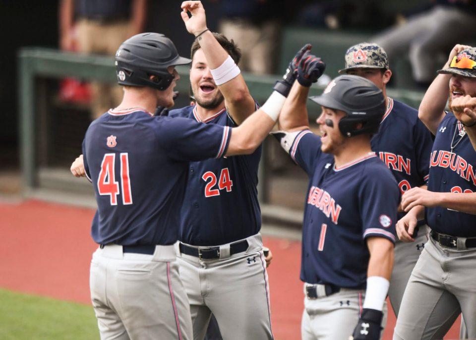 2021 Auburn Baseball Preview