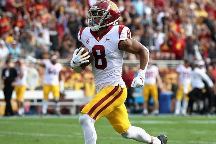 Amon-Ra St. Brown 2021 NFL Draft Profile