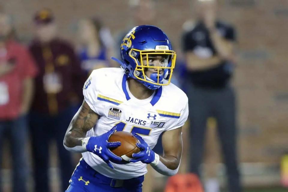 Cade Johnson 2021 NFL Draft Profile