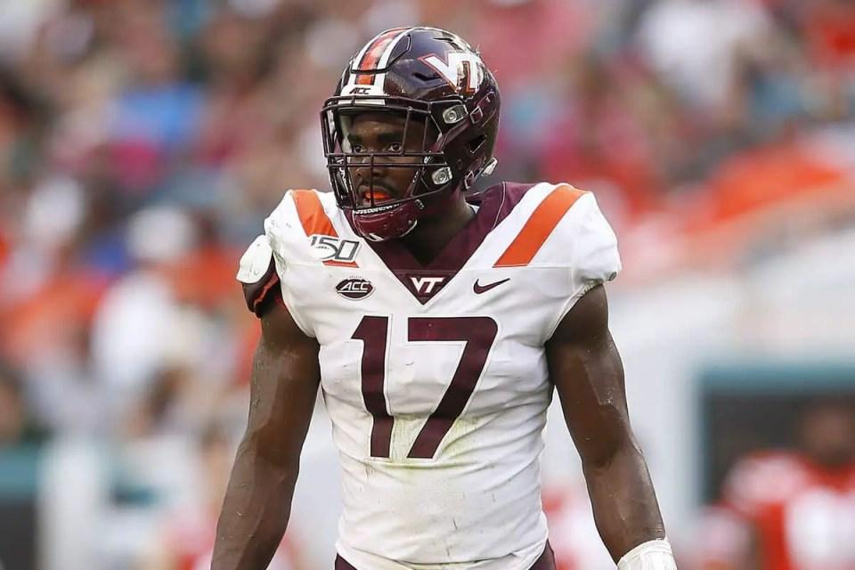 Divine Deablo 2021 NFL Draft Profile