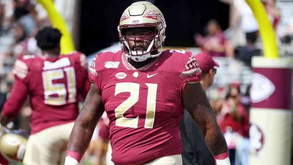 Marvin Wilson 2021 NFL Draft Profile
