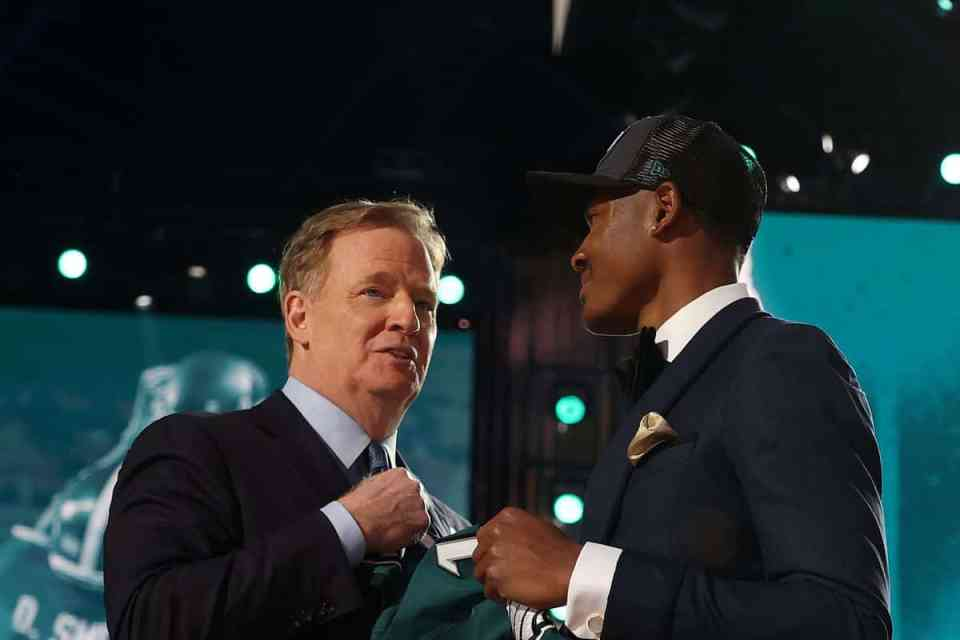 NFL Draft: Eagles First Round
