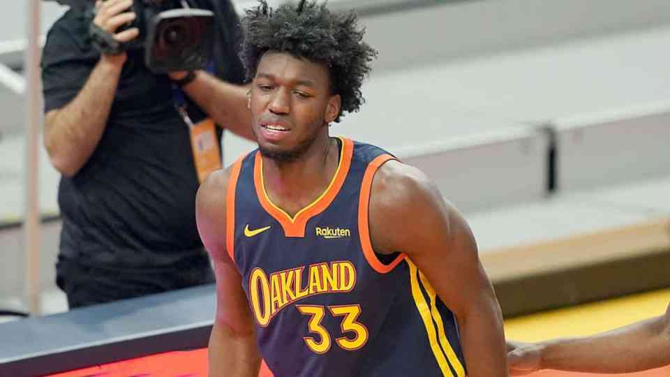 James Wiseman suffers torn meniscus