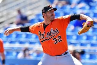 Matt Harvey Mets Former Players
