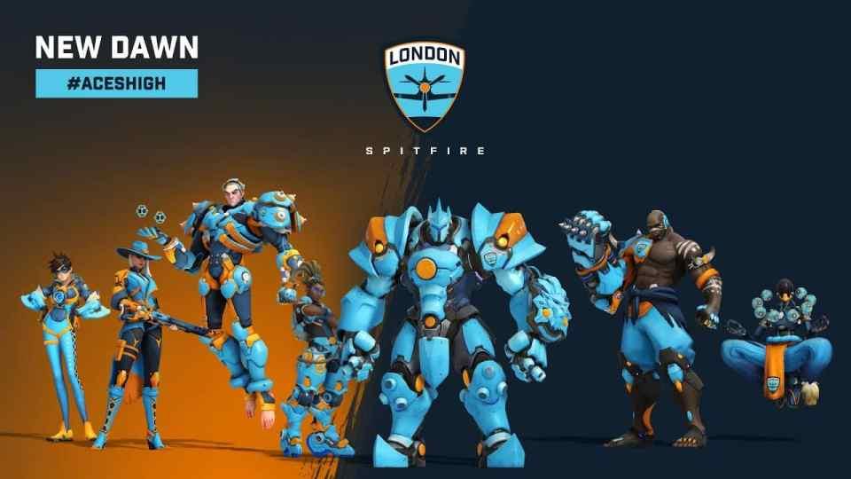 London Spitfire Head Coach