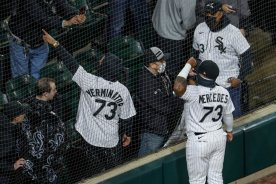 Lance Lynn Pitches A Complete Game Shutout In White Sox Home Opener