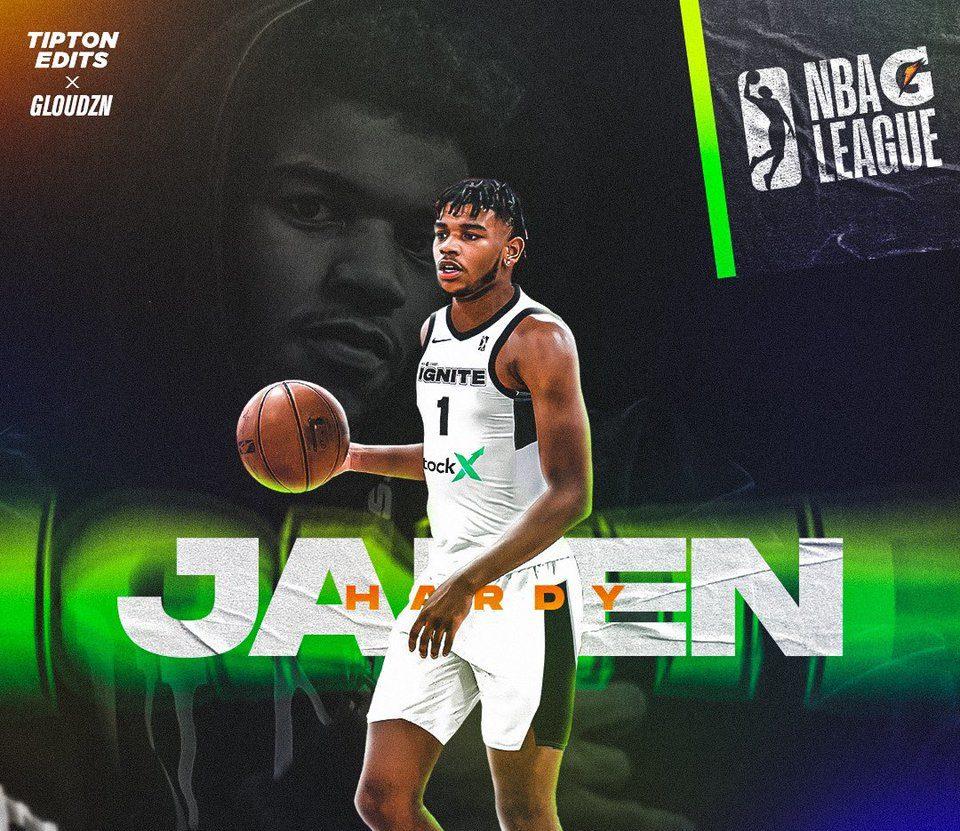 Top Guard Recruit Jaden Hardy Picks The NBA's G League