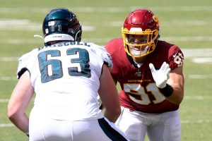 Eagles Player Spotlight: Ryan Kerrigan