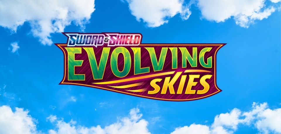 Pokemon TCG Evolving Skies Release Date
