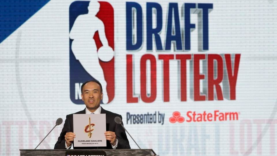 Cleveland Cavaliers Hope to Win Big in Lottery