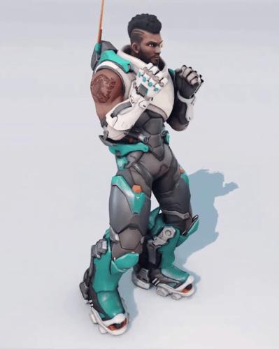 Baptiste Overwatch 2