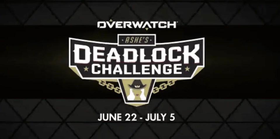 Deadlock Challenge Event