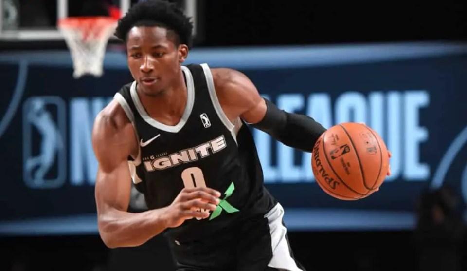Jonathan Kuminga 2021 NBA Draft Profile