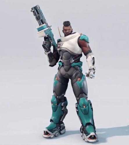 Overwatch 2 Baptiste