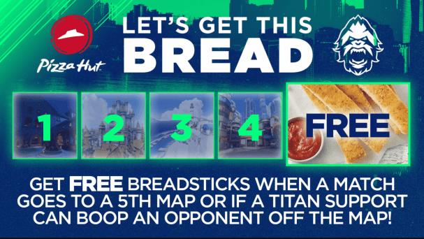 Vancouver Titans Breadsticks Deal Guide