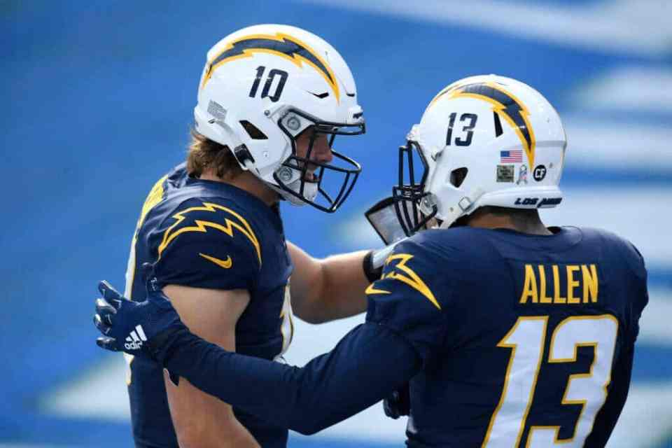 Los Angeles Chargers 2021 Schedule: Games to Watch