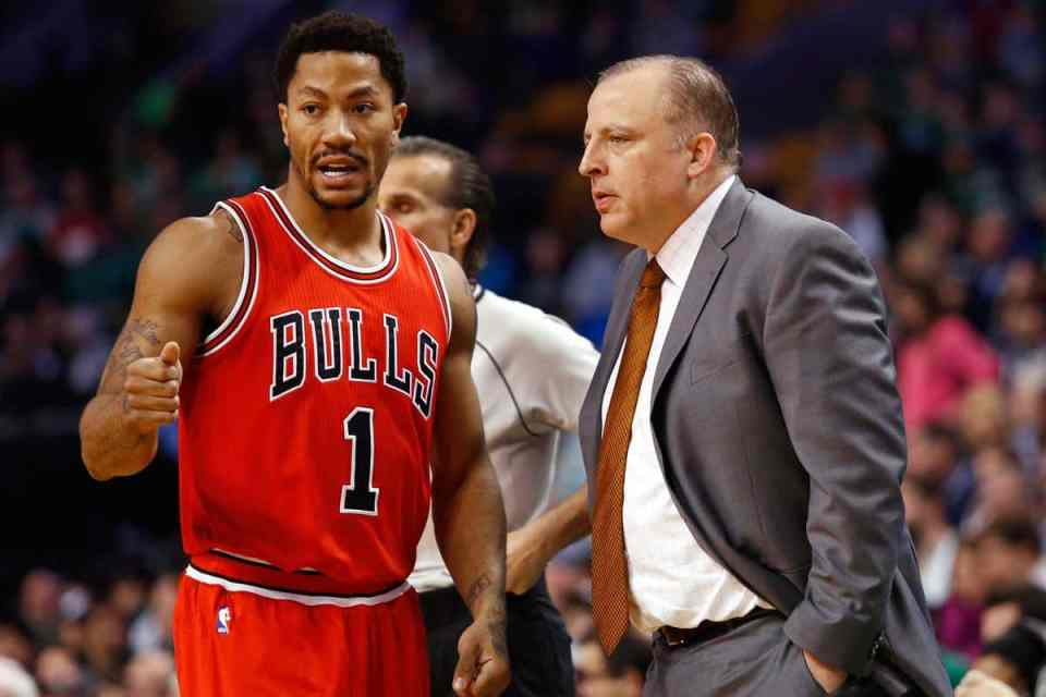 Ranking The Chicago Bulls Head Coaches Over the Past Decade