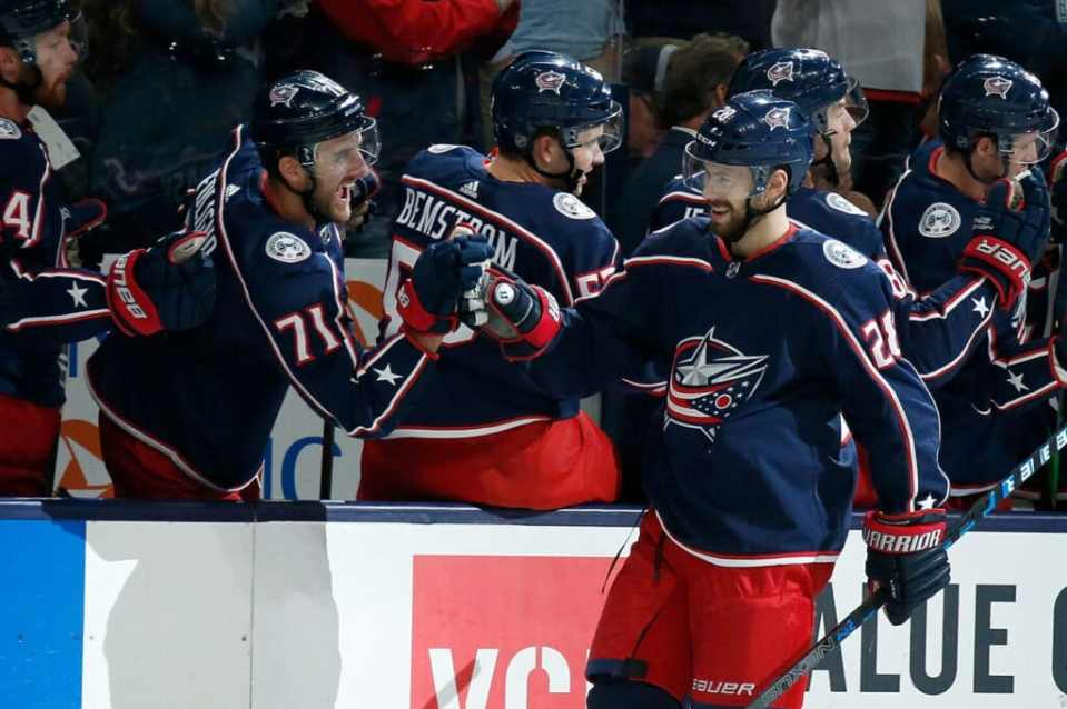 The Columbus Blue Jackets Have an Important Week Ahead