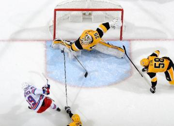 Tristan Jarry will likely be the goaltender that the Penguins protect.