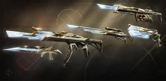 Sentinels of Light VALORANT Skins