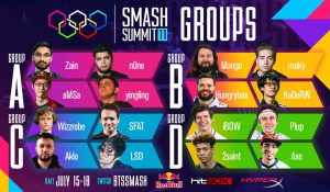 Summit 11 roster