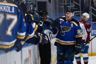 Tarasenko's ability to score goals could really help the Penguins advance in the postseason.