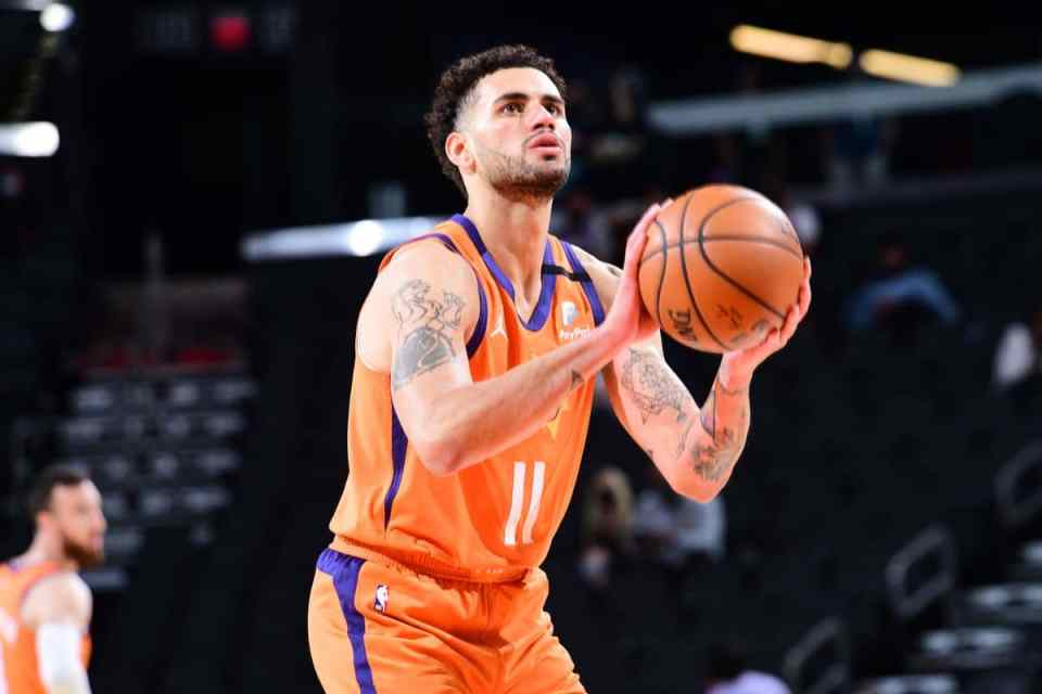 Phoenix Suns to Re-Sign Abdel Nader