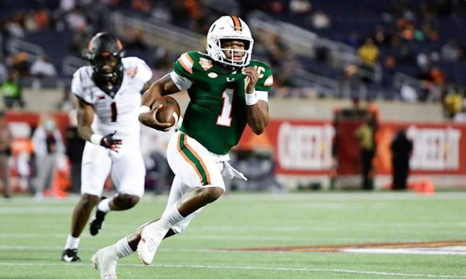 5 Things to Watch in College Football Week 1