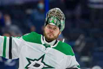 """Anton """"Dobby"""" Khudobin could possibly be a cheap option for the Penguins."""