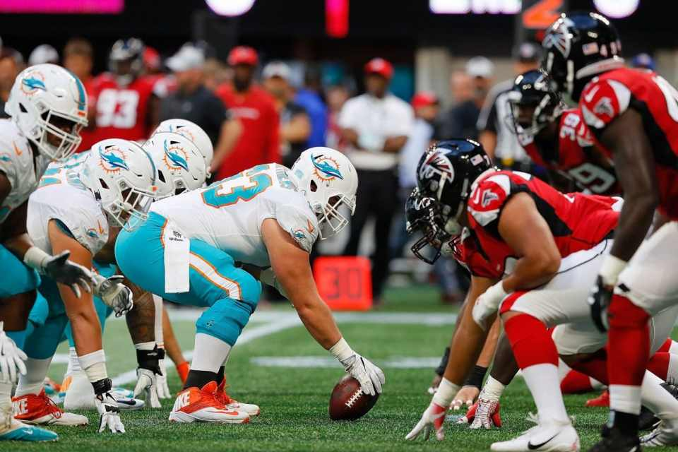 Previewing the Dolphins game against the Atlanta Falcons