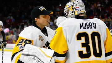 Fleury and Murray were an incredible tandem as Fleury was an amazing mentor.