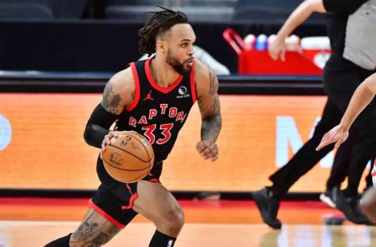 Toronto Raptors Sign Gary Trent