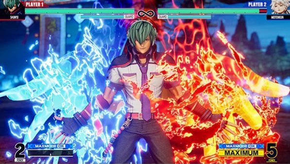 King of Fighters XV Leaked