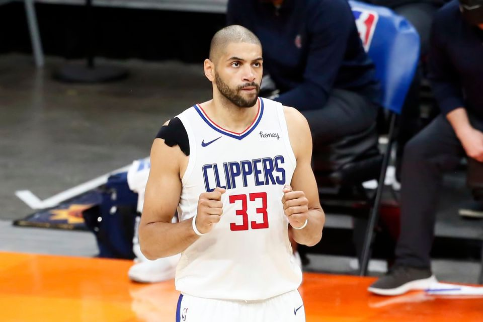 Nicolas Batum Re-Signs with Los Angeles Clippers