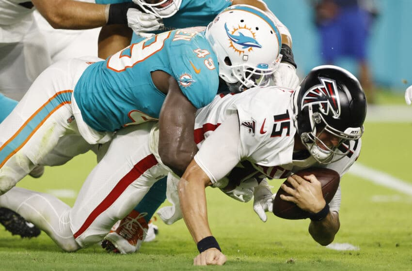 Miami Dolphins Preseason Recap: Atlanta Falcons