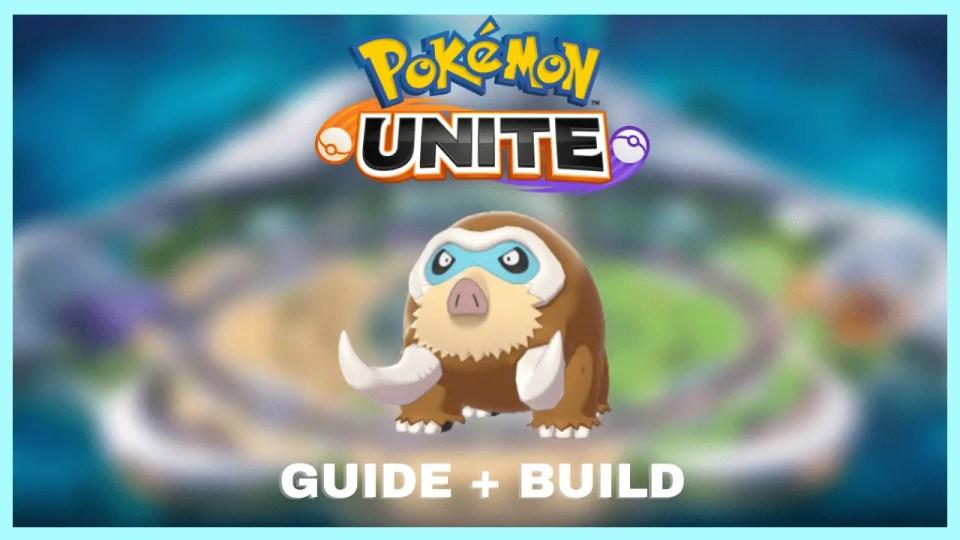 Pokemon Unite Mamoswine Guide