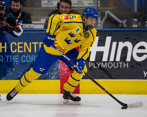 Filip Hallander is one of the biggest names on the Pittsburgh Penguins development camp roster, and he thinks he's ready for North American hockey.